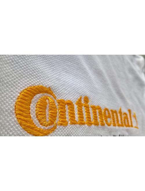 Continental céges póló