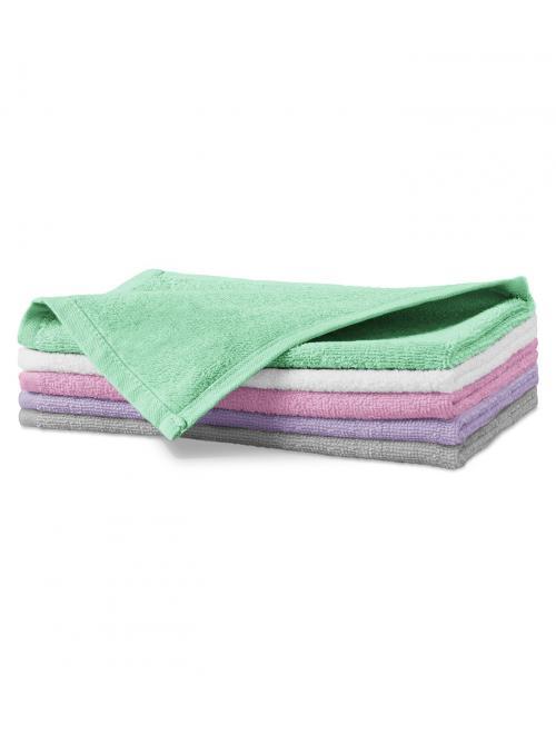 Kis törülköző Terry Hand Towel 350 fehér 30 x 50 cm