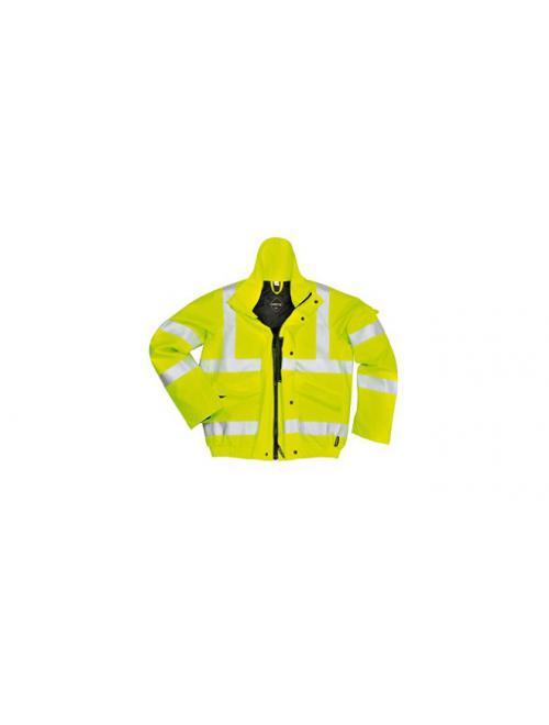 Gore-Tex Hi-Vis Bomber kabát