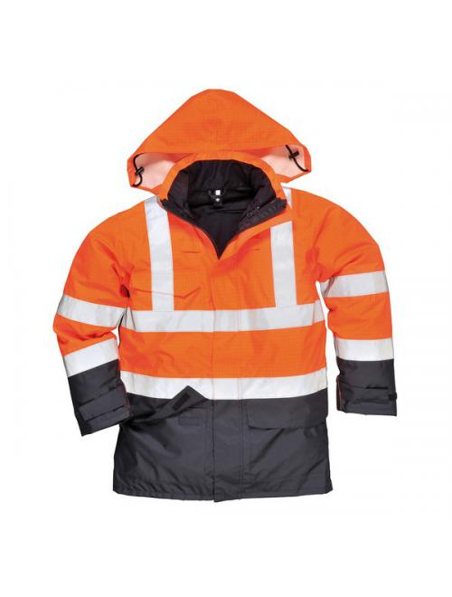Hi-Vis Multi Protection kabát