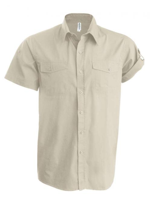 TROPICAL MEN - MEN'S SHORT SLEEVE SHIRT