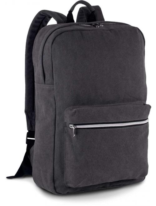 COTTON CANVAS BACKPACK b7dde64ac3