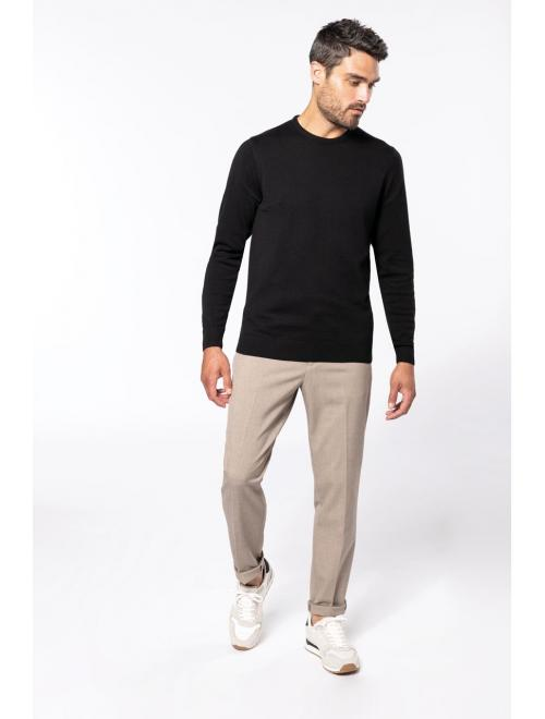 MEN'S ROUND NECK JUMPER