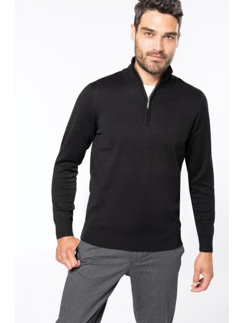 MEN'S 1/4 ZIP JUMPER