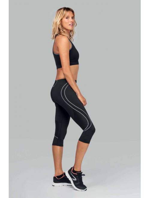 LADIES' 3/4 RUNNING PANTS