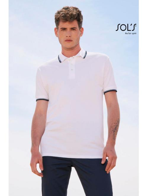 PRACTICE MEN'S POLO SHIRT