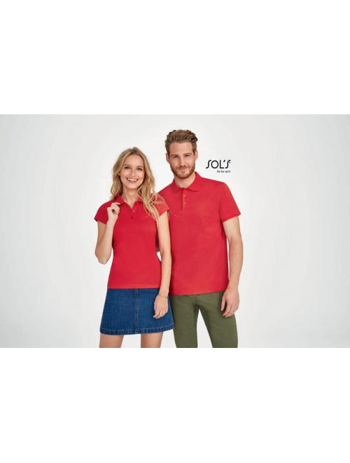 PRESCOTT WOMEN POLO SHIRT