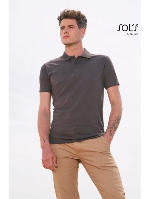 PRESCOTT MEN POLO SHIRT
