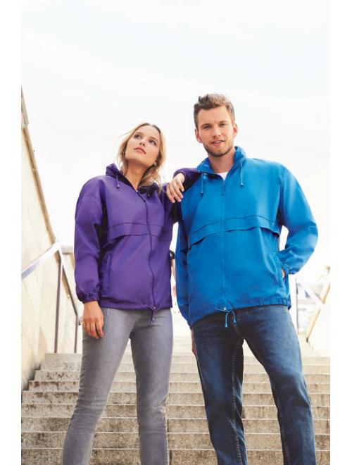 SURF UNISEX WATERPROOF WINDBREAKER