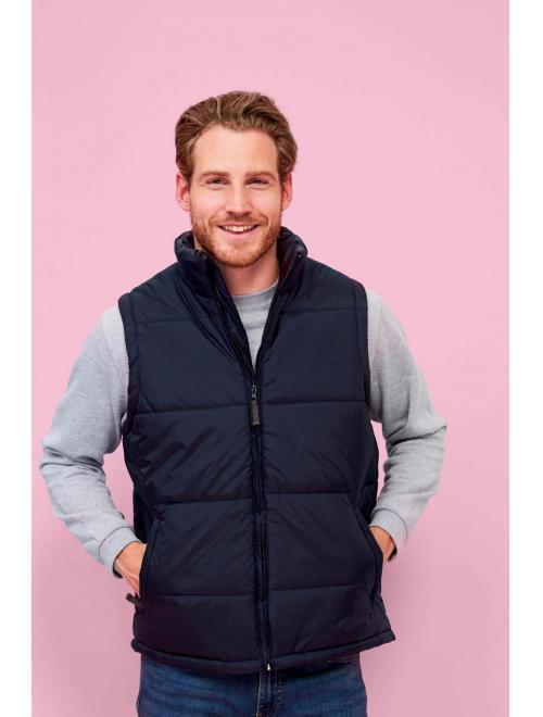 WARM QUILTED BODYWARMER