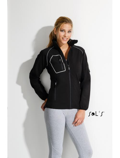 RAPID WOMEN'S PERFORMANCE SOFTSHELL JACKET