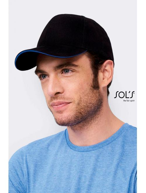 BUFFALO SIX PANELS CAP