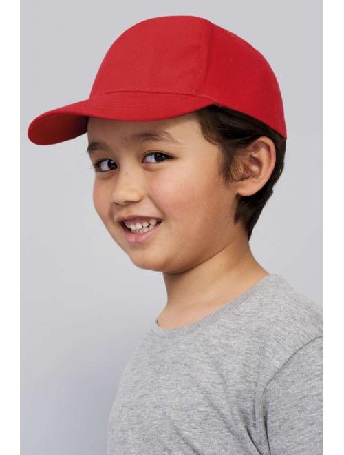 SUNNY KIDS - KIDS' FIVE PANELS CAP