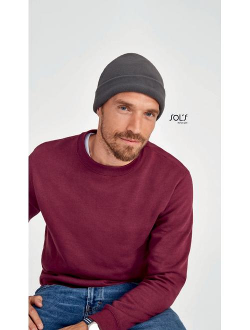 SERPICO 55 UNISEX FLEECE BEANIE HAT