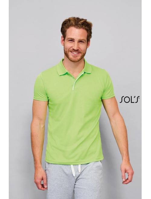 PERFORMER MEN SPORTS POLO SHIRT