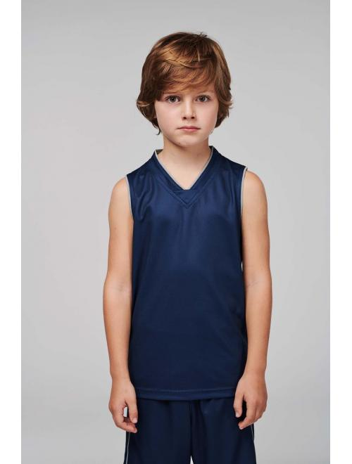 KIDS' BASKETBALL VEST