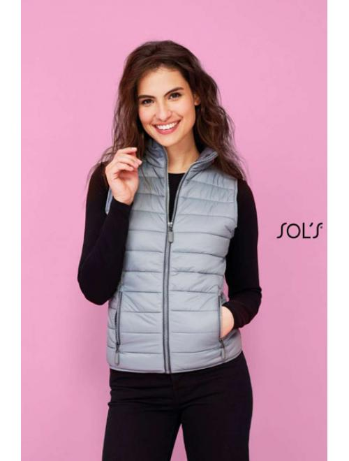 WAVE WOMEN LIGHTWEIGHT BODYWARMER