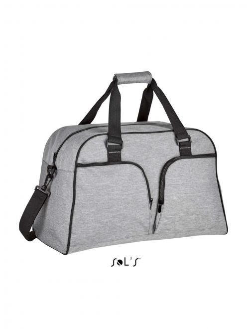 HUDSON 600D POLYESTER TRAVEL BAG