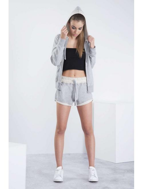 WOMAN FRENCH TERRY SHORTS