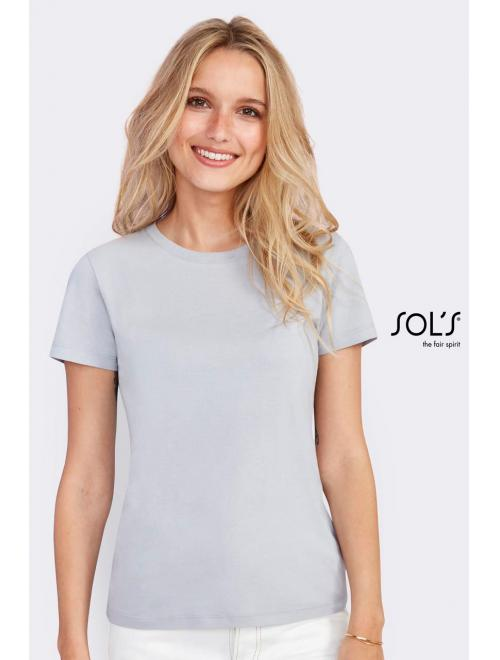 REGENT WOMEN ROUND-NECK T-SHIRT