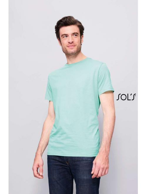 MARVIN ROUND-NECK FITTED T-SHIRT