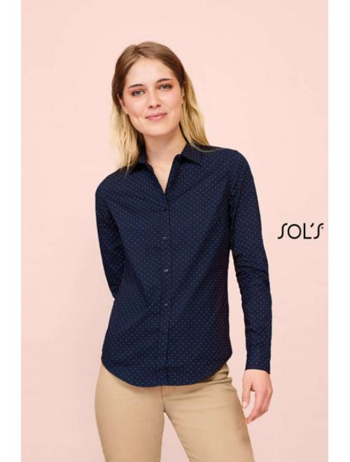 BECKER WOMEN POLKA-DOT SHIRT