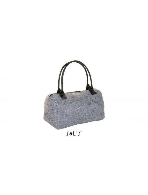 KENSINGTON FELT WEEKEND BAG