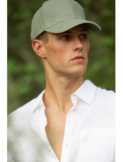 ORLANDO MEN'S 6 PANEL CAP