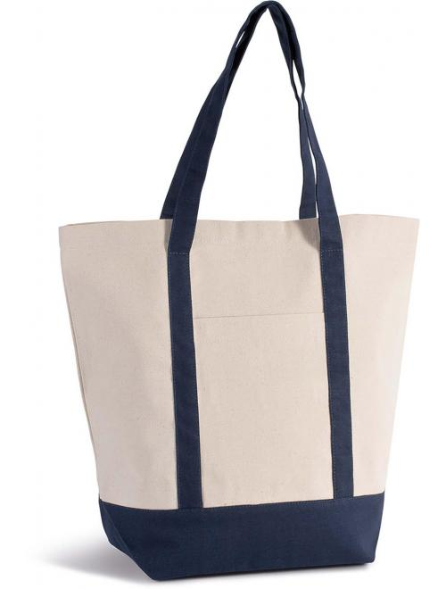 SAILOR STYLE TOTE BAG