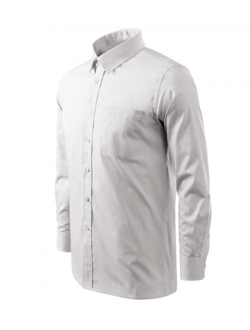 Férfi ing Shirt long sleeve fehér S