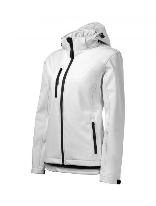 Női Performance softshell kabát fehér S