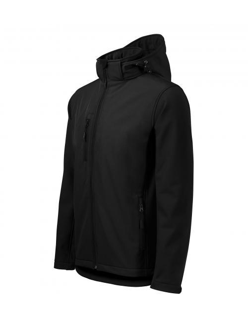 Férfi Performance softshell kabát fekete S