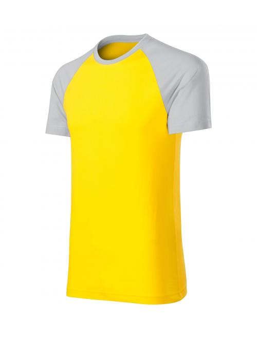 Duo uniszex póló sárga S
