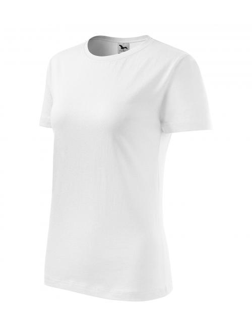 Női Classic New póló fehér S