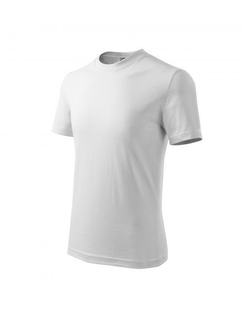 Gyerek Basic Póló fehér 110 cm/4 éves