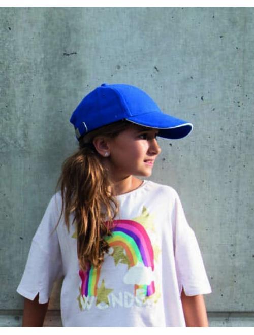 ORLANDO KIDS - KIDS' 6 PANEL CAP