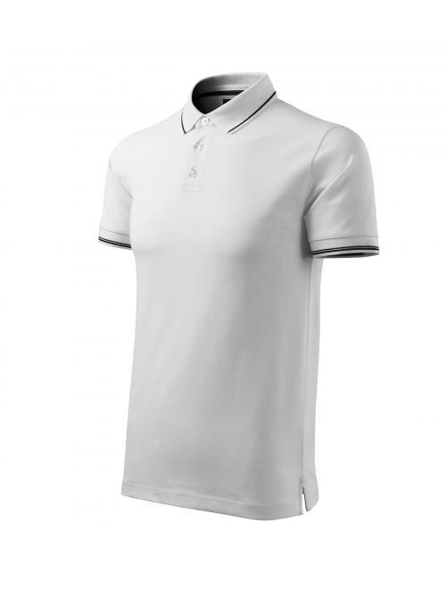 Malfini Pólóing Perfection plain fehér S
