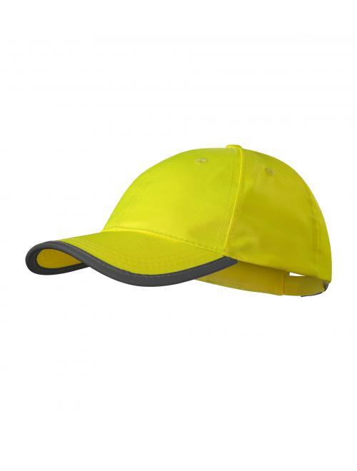 HV Sapka Reflex fényvisszaverő sárga uni