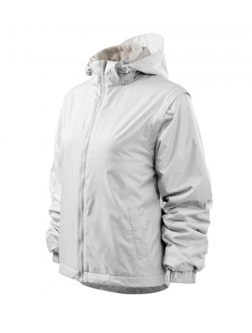 Női dzsekik Jacket Active Plus fehér S