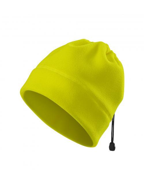 HV Sapka Polár Practic fényvisszaverő sárga uni