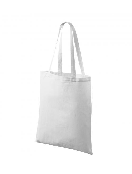 Kis bevásárlótáska fehér uni