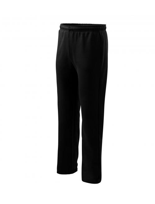 Férti/gyerek Comfort melegítőnadrág fekete 158 cm/12 éves