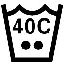 Gépi Mosás, Közepes Hőfokon (40°C),