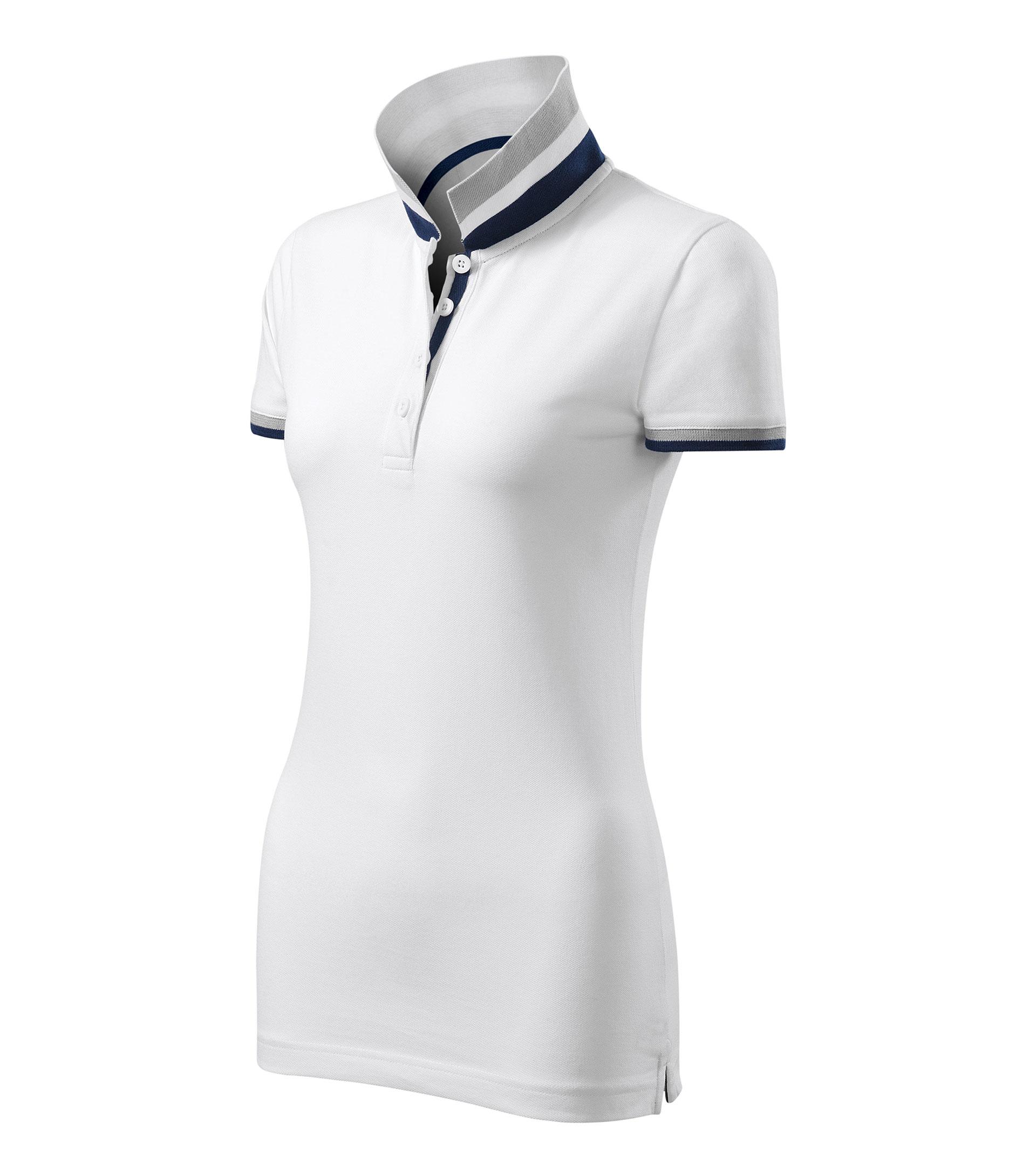 e876b5010c Malfini női galléros póló Collar Up fehér S